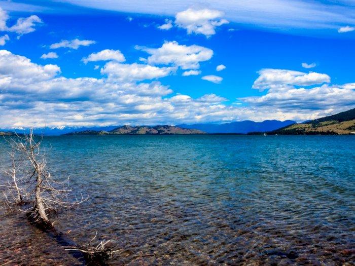 Danau Flathead, Salah Satu Destinasi Wisata Unik di Amerika Serikat