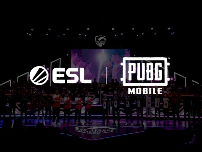 Kerja Sama dengan ESL, PUBG Mobile Ingin Hadirkan Turnamen Esports Kelas Atas