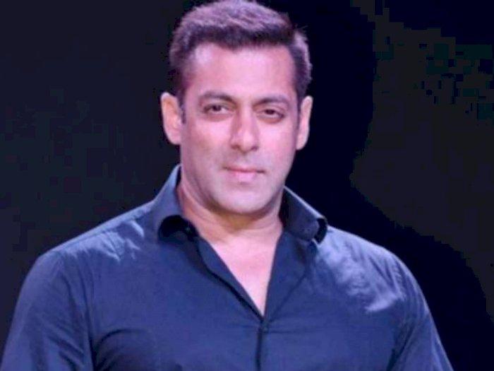 India Lockdown, Salman Khan Kirim Bantuan Finansial untuk 25ribu Pekerja di Industri Film