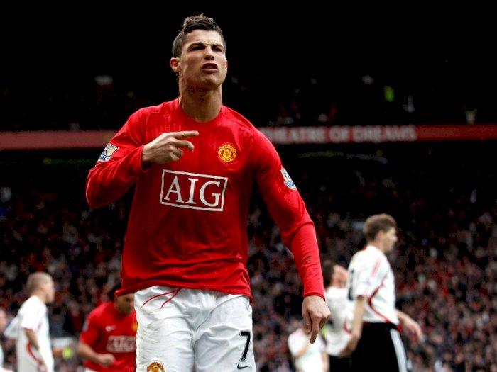 Akibat Corona Ronaldo Bakal Balik ke Manchester United?