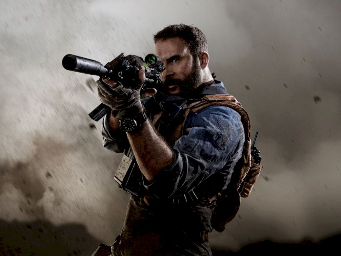 Activision Gelar Event Double XP di Game Call of Duty: Modern Warfare!