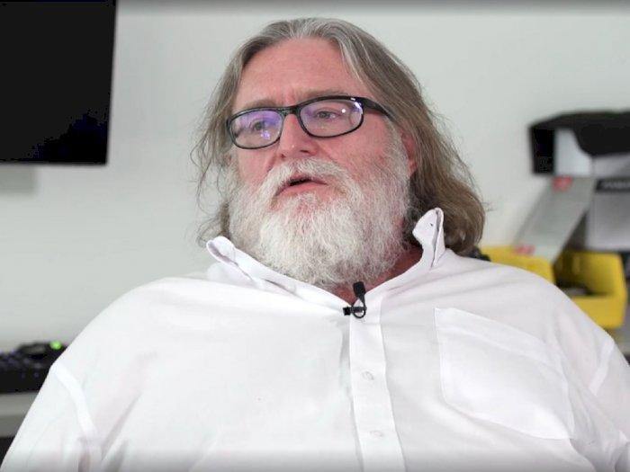 Gabe Newell: Video Game Dapat Dikendalikan dengan Otak di Masa Depan!