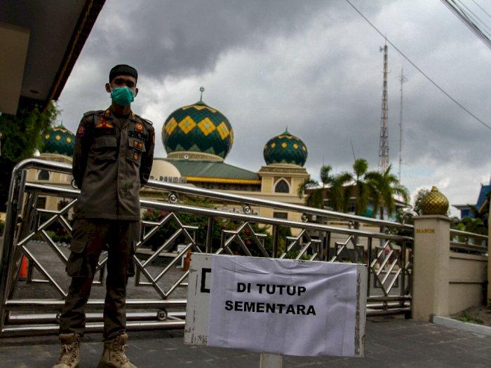 MUI Minta Masyarakat Tak Salah Paham Soal Peniadaan Salat Berjamaah di Masjid