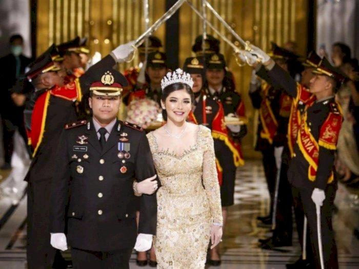 Cerita Tamu yang Datang ke Resepsi Pernikahan Eks Kapolsek Kembangan