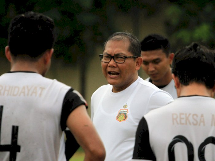 Patuhi Instruksi PSSI, Bhayangkara FC Tetap Gaji Pemain