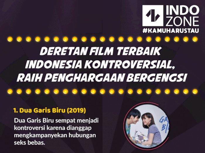 FIlm Terbaik Indonesia Kontroversial, Raih Penghargaan Bergengsi