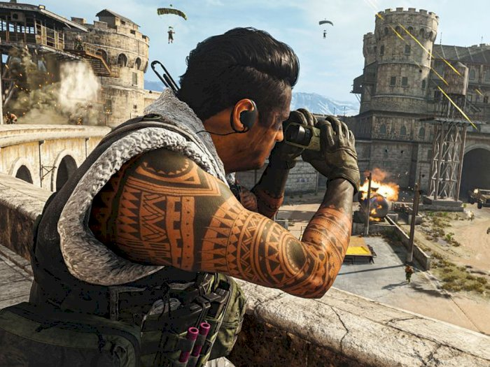 Activision Banned 50.000 Cheater di Game Call of Duty: Warzone