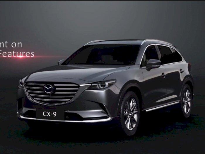 Eurokars Motor Indonesia Luncurkan Mazda All-New CX-9 Versi AWD