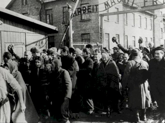 Kisah Tragis Para Tawanan di Kamp Konsentrasi Auschwitz