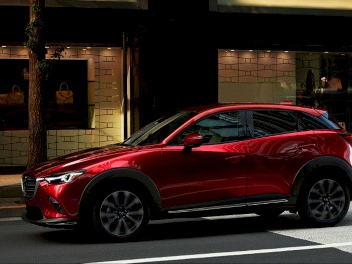 Mazda Beri Penyegaran pada SUV CX-3, Begini Tampilannya