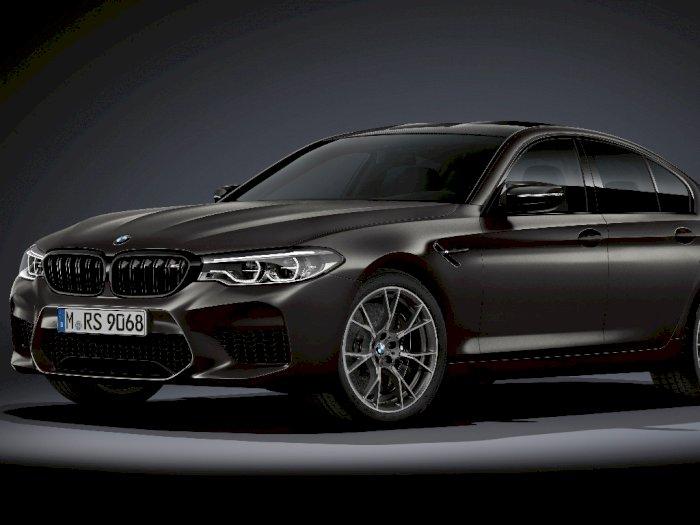 Resmi Meluncur, Ini Spesifikasi BMW M5 Edition 35 Years