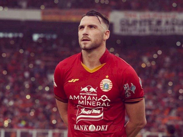 Bantu Krisis Corona, Marko Simic Lelang Medali Juara Liga 1 2018
