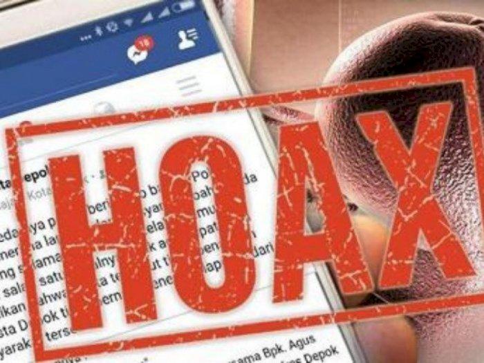 Hoaks Virus Corona Terus Bertambah, Total 72 Kasus