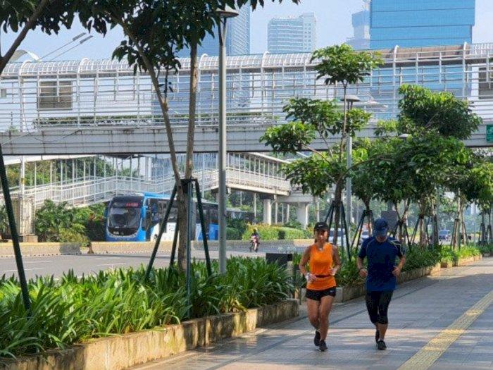 Cegah Penyebaran Corona, CFD di Jakarta Ditiadakan Sampai 19 April