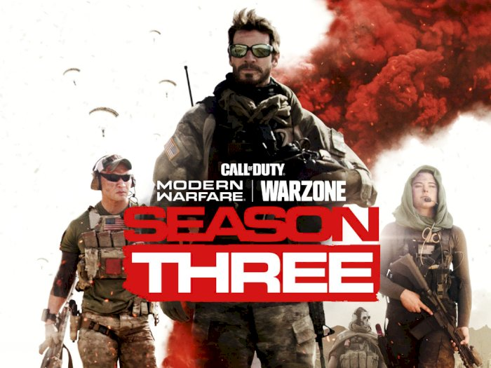 Resmi Diumumkan, Season 3 dari Call of Duty: Modern Warfare Rilis 8 April