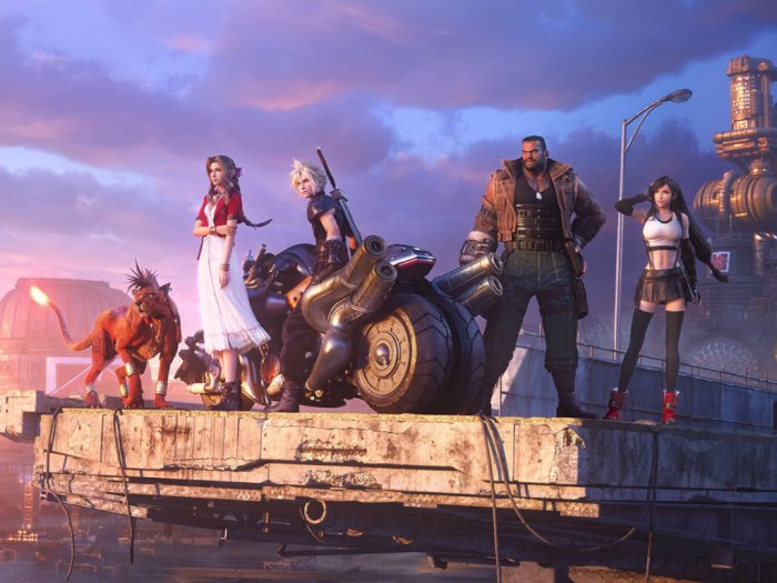 Square Enix Beri Alasan Kenapa Ukuran Final Fantasy VII Remake Tembus 100GB