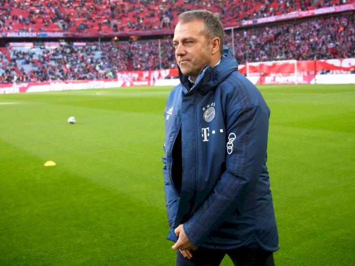 Bayern Munchen Resmi Perpanjang Kontrak Hansi Flick