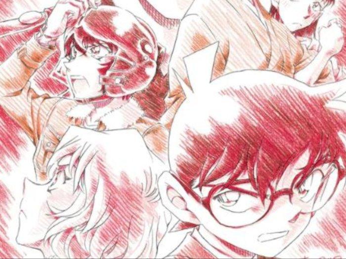 "Toho Tunda ""Detective Conan: Scarlet Bullet"" dan Sejumlah Film Lain"