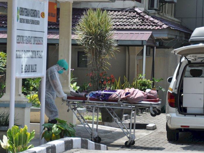 Update: 118 Tenaga Medis di DKI Jakarta Positif Virus Corona