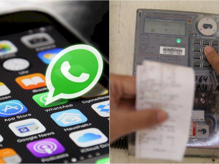 Klaim Token Listrik Gratis Lewat WhatsApp Bisa Dilakukan Mulai Hari Ini