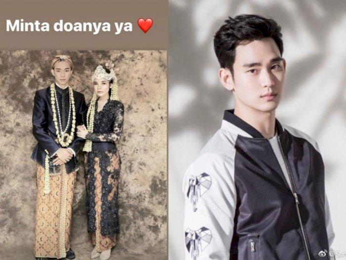 """5 Fakta Tentang Kim Soo Hyun, Pria yang """"Dinikahi"""" Rossa"""