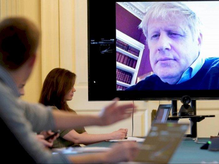 PM Inggris Boris Johnson Dirawat di RS Setelah 10 Hari Karantina Mandiri Akibat Corona