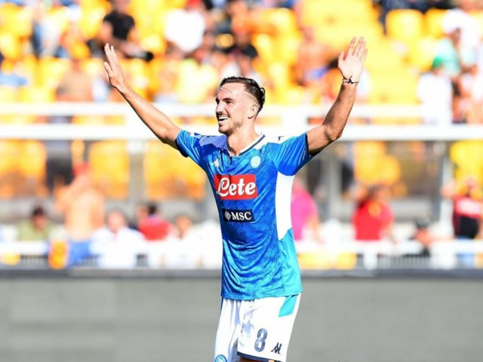 Diincar Dua Raksasa Spanyol, Napoli Siap Lepas Fabian Ruiz