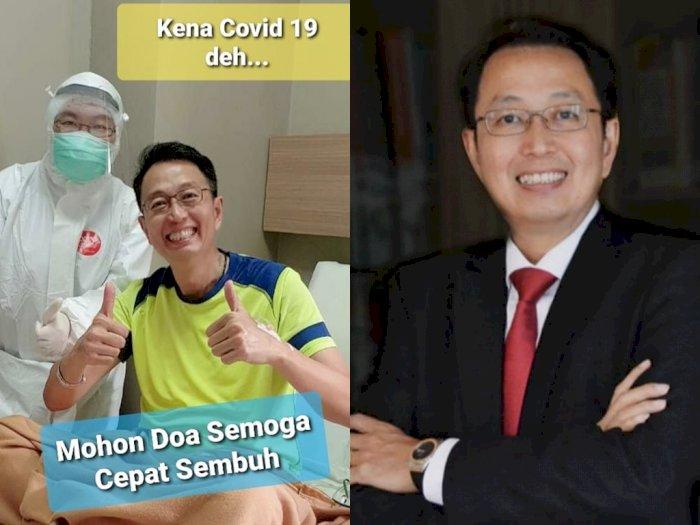 Positif COVID-19, Motivator Tung Desem Waringin: Tetap Semangat dan Gembira
