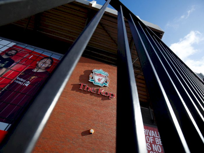 Dikritik Banyak Pihak, Liverpool Tak Jadi Pakai Bantuan Dana Pemerintah Inggris