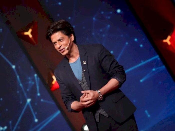 5 Fakta Menarik Tentang Shah Rukh Khan, Punya Tanah di Bulan Hingga Tak Suka Es Krim