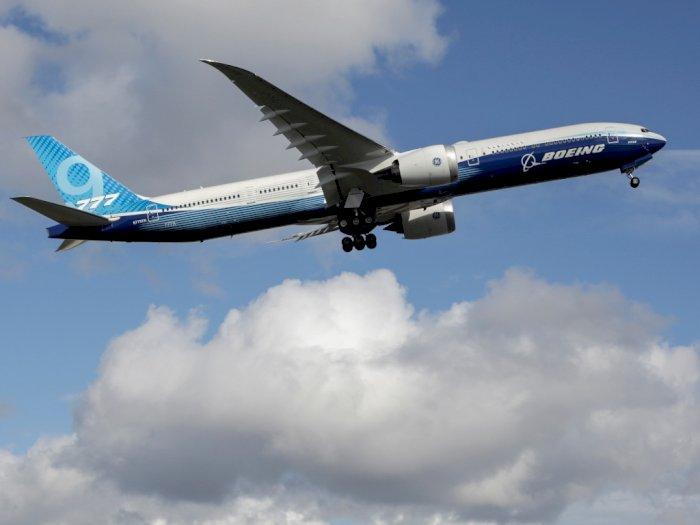 Gara-gara Corona, Boeing Hentikan Produksi  Sementara
