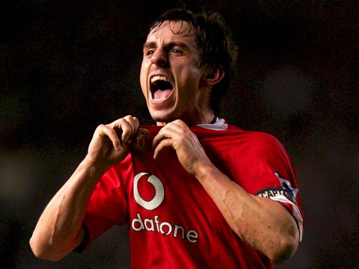 Cerita Gary Neville Kepikiran Bergabung Dengan Arsenal Jika Dijual MU