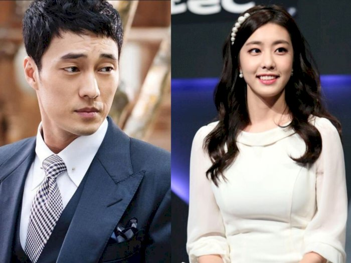 Cho Eun Jung Dirumorkan Hamil Duluan, Ini Kata Agensi So Ji Sub