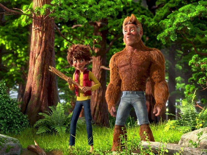 """Sinopsis dan Trailer Film """"The Son of Bigfoot - 2017"""""""