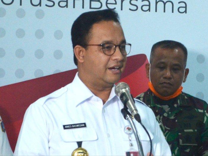 Anies Umumkan PSBB di Jakarta Berlaku Mulai 10 April 2020