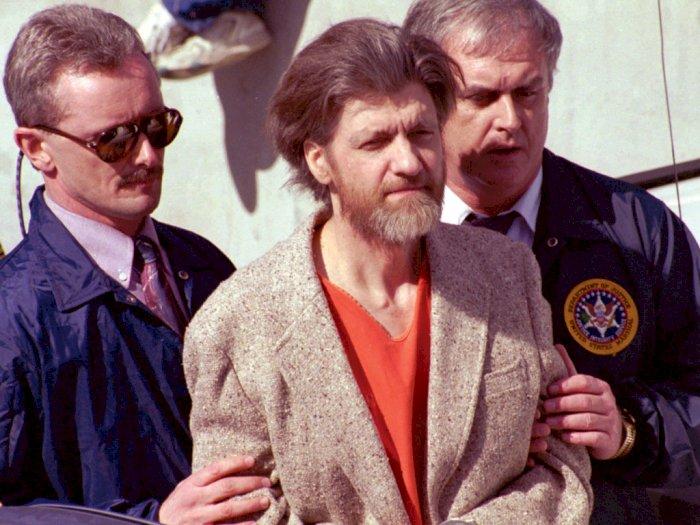 Unabomber, Pria Cerdas yang Gemar Mengirimkan Bom Buatannya