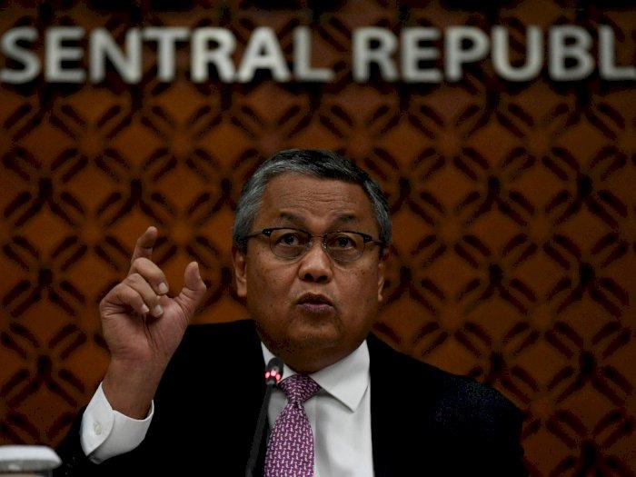 Rupiah Masih Tertekan, Ini Respons Bank Indonesia