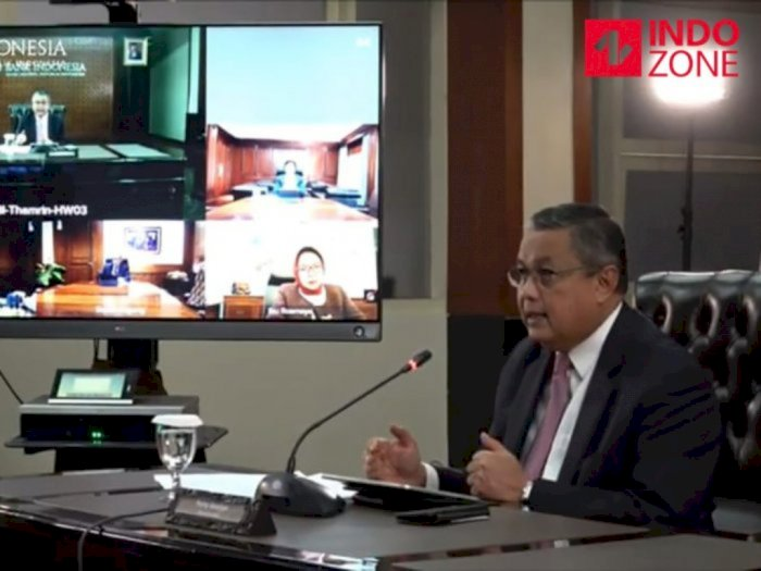 Bank Indonesia Siapkan Pertahanan Berlapis untuk Jaga Kurs Rupiah