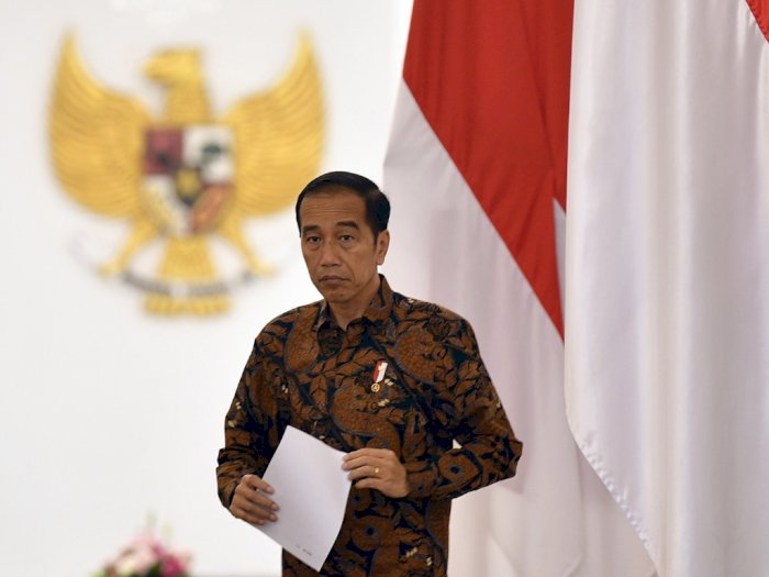Jokowi Minta Dana Sosial Rp110 Triliun Segera Disalurkan ke Masyarakat