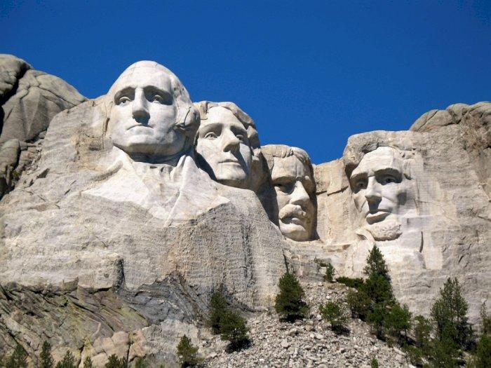 Gunung Rushmore, Ikon Terkenal di Amerika Serikat