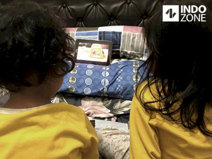 Jaga Kesehatan Mata Anak Selama Belajar dari Rumah, Begini Caranya
