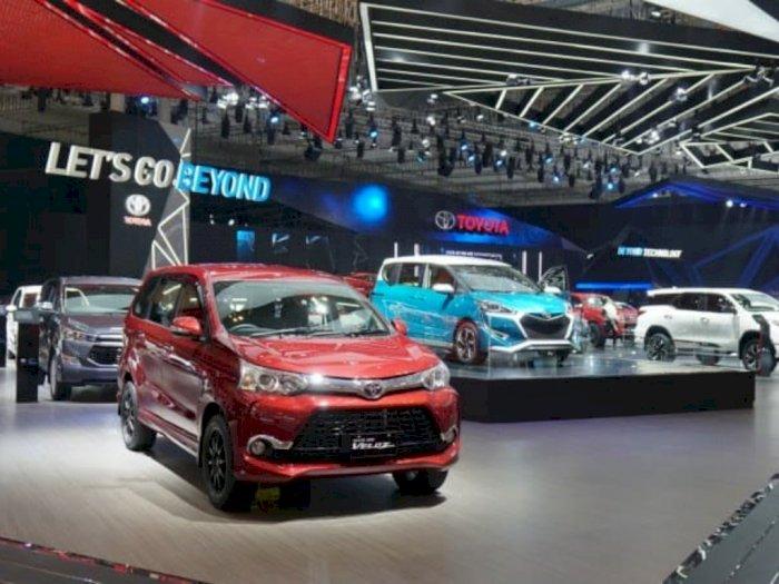 Cara Toyota Tarik Minat Pembeli di Tengah Lesunya Pasar Otomotif