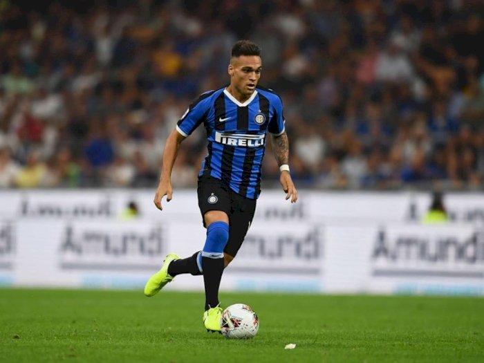Legenda Inter Ini Sebut Lautaro Lebih Baik Ketimbang Aguero