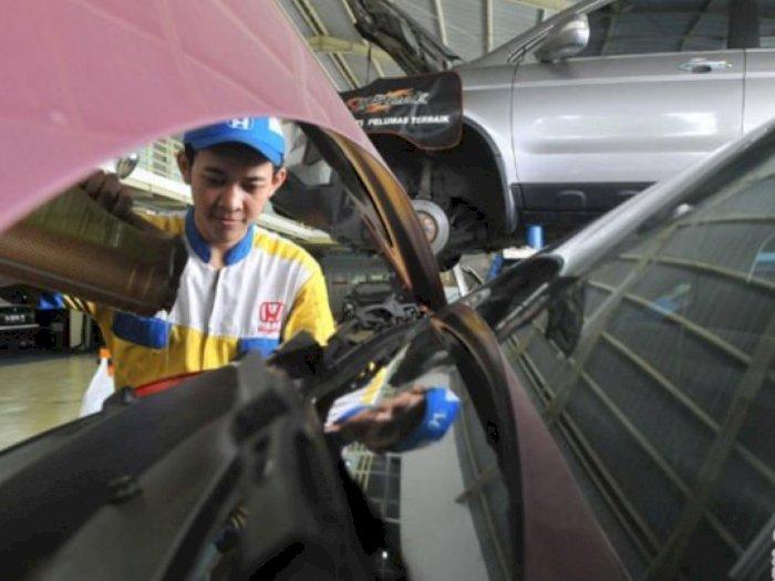 Dukung Pemerintah Cegah Virus Corona, Honda Kampanyekan #Parkirdirumah