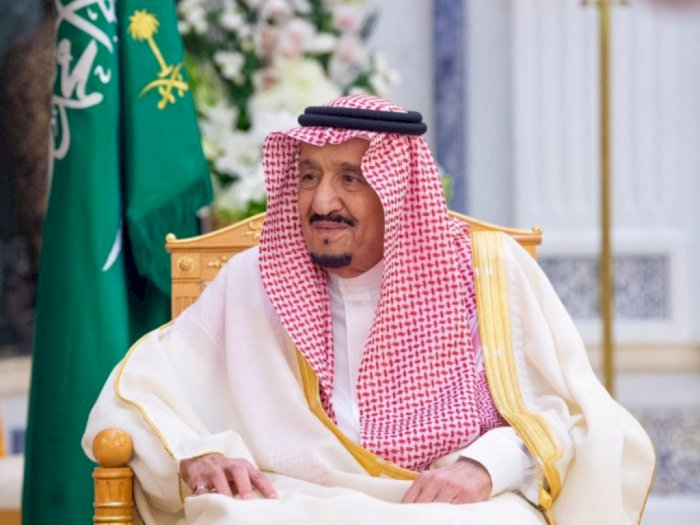 Raja Salman Asingkan Diri ke Pulau, Usai 150 Bangsawan Arab Saudi Terinfeksi Corona
