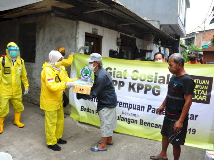 Bantu Pemerintah Lawan Virus Corona, KPPG Turun ke 5 Titik  di Jakarta
