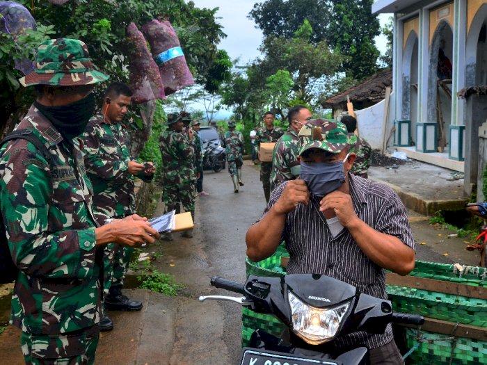 Dukung Pelibatan TNI dalam Pelaksanaan PSBB, DPR: Lakukan Pendekatan Persuasif