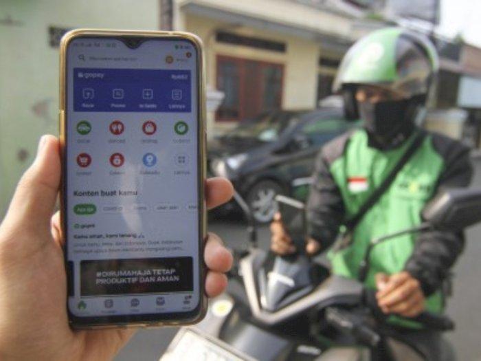 PSBB Jakarta Diberlakukan, Layanan Ojek Motor di Aplikasi Grab dan Gojek Menghilang
