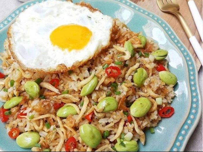 Resep Nasi Goreng Spesial dengan Teri dan Petai, Coba Yuk!