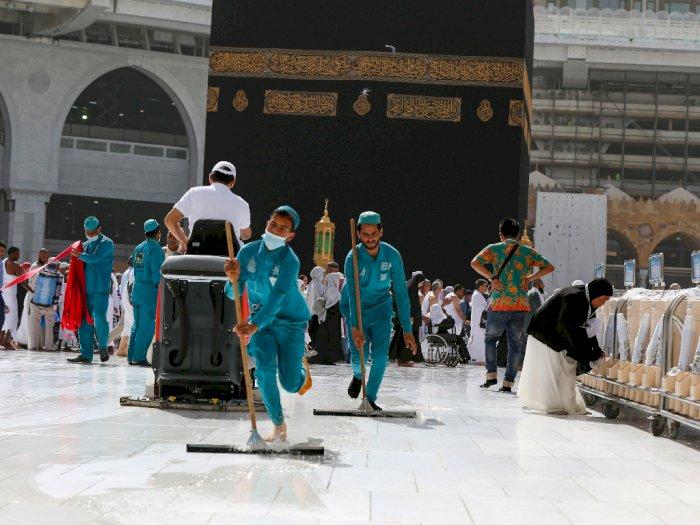 Arab Saudi Pulangkan Jemaah Umrah dan WNI Overstay